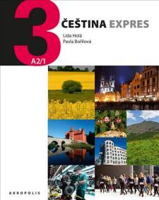 Čeština Expres 3 (A2/1) německá + CD