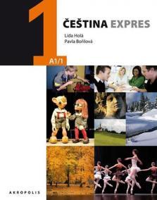Čeština expres 1 (A1/1) ukrajinská + CD