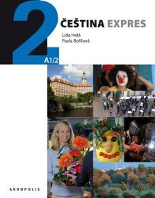 Čeština expres 2 (A1/2) španělská + CD