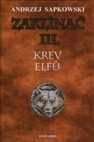 Zaklínač III. - Krev elfů - 2.vydání