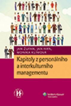 Kniha: Kapitoly z personálního a interkulturního managementu - Jan Žufan; Jan Hán; Monika Klímová