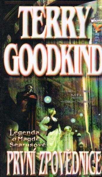 Kniha: První zpovědnice: Legenda o Magdě Searusové  (brož.) - Terry Goodkind