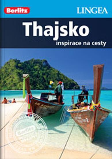 Kniha: LINGEA CZ-Thajsko - Inspirace na cestyautor neuvedený