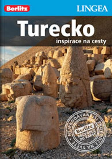 Kniha: LINGEA CZ-Turecko - Inspirace na cestyautor neuvedený
