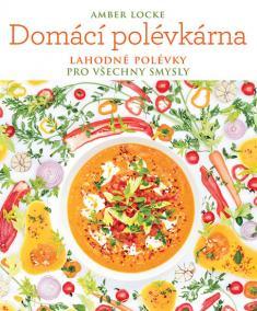 Domácí polévkárna - Lahodné polévky pro všechny smysly