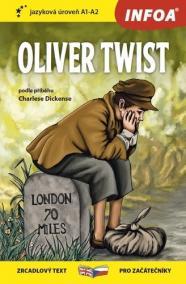 Oliver Twist - Zrcadlová četba (A1-A2)
