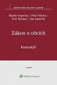 Zákon o obcích. Komentář. 3. vydání