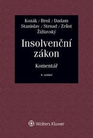 Insolvenční zákon. Komentář - 4. vydání