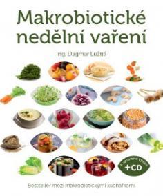 Makrobiotické nedělní vaření (včetně DVD)