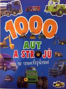 1000 aut a strojů