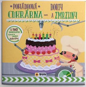 Pohádková cukrárna - Dorty