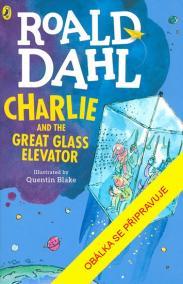 Karlík a velký skleněný výtah
