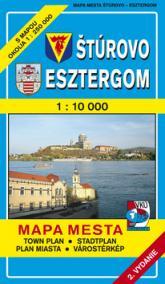 MM Štúrovo, Estergom 1:10 000