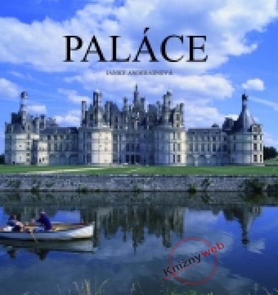 Kniha: Paláce - Andersonová Janice