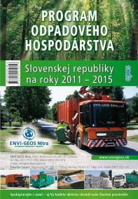 Program odpadového hospodárstva Slovenskej republiky na roky 2011 - 2015