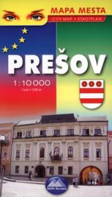 MM Prešov 1:10 000