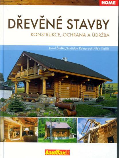 Dřevěné stavby 3.vydanie