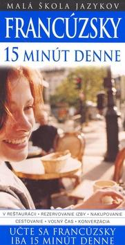 Francúzsky 15 minút denne