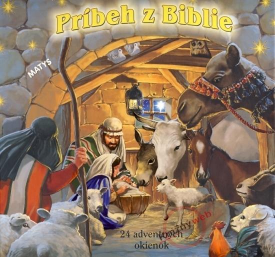Príbeh z Biblie - 24 adventných okienok
