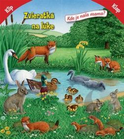 Klip-klap: Zvieratká na lúke
