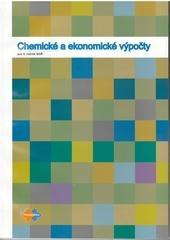 Chemické a ekonomické výpočty pre 3. ročník SOŠ 2.vydanie