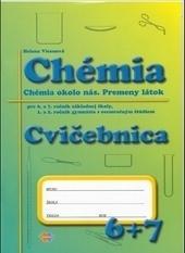Cvičebnica - Chémia pre 6. a 7. ročník základnej školy a 1. a 2. roč. gymnázia s osemročným štúdiom