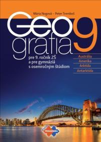 Geografia pre 9. ročník ZŠ a osemročné gymnáziá