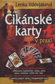 Cikánské karty v praxi (kniha + karty)
