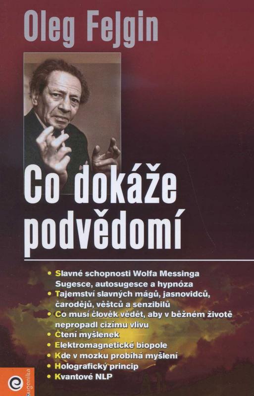 Kniha: Co dokáže podvědomí - Oleg Fejgin