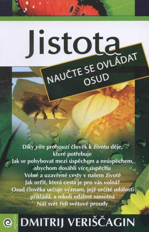 Kniha: Jistota - Dmitrij Veriščagin