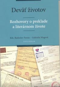 Deväť životov-Rozhovory o preklade a literárnom živote