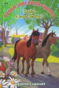 Robin a jarný festival - Veľká jablková farma 6
