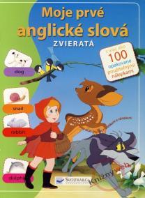 Zvieratá - Moje prvé anglické slová