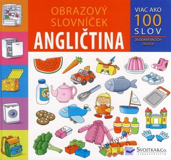 Kniha: Obrázkový slovníček angličtina - domácnosťkolektív autorov