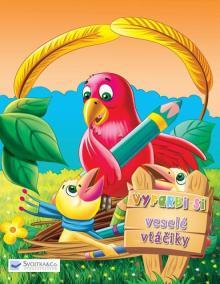 Vyfarbi si - Veselé vtáčiky