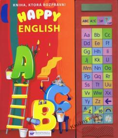 Happy english - Kniha ktorá rozpráva !