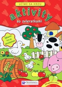 Učíme sa hrou-Aktivity so zvieratkami