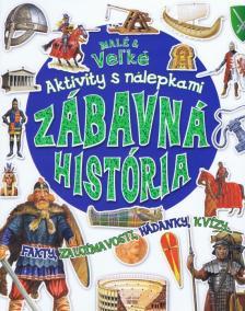 Zábavná história-Aktivity so samolepkami