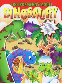 Dinosaury - Trojrozmerný model