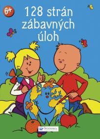 128 strán zábavných cvičení pre deti od 5 rokov