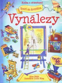Vynálezy - Kniha s okienkami
