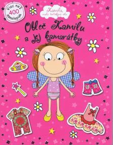 Obleč Kamilu a jej kamarátky