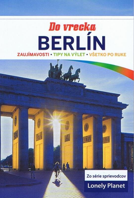 Kniha: Berlín do vrecka - Lonely Planetautor neuvedený