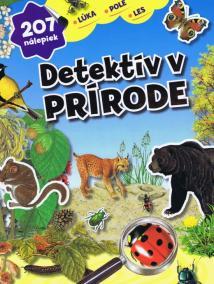 Detektív v prírode - 207 nálepiek