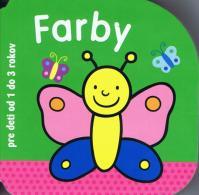 Farby - pre deti od 1 do 3 rokov