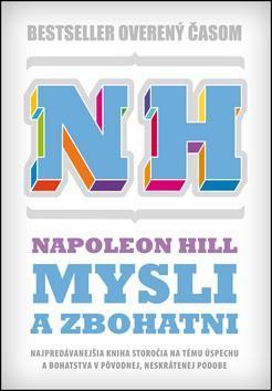 Kniha: Mysli a zbohatni brož. - Napoleon Hill
