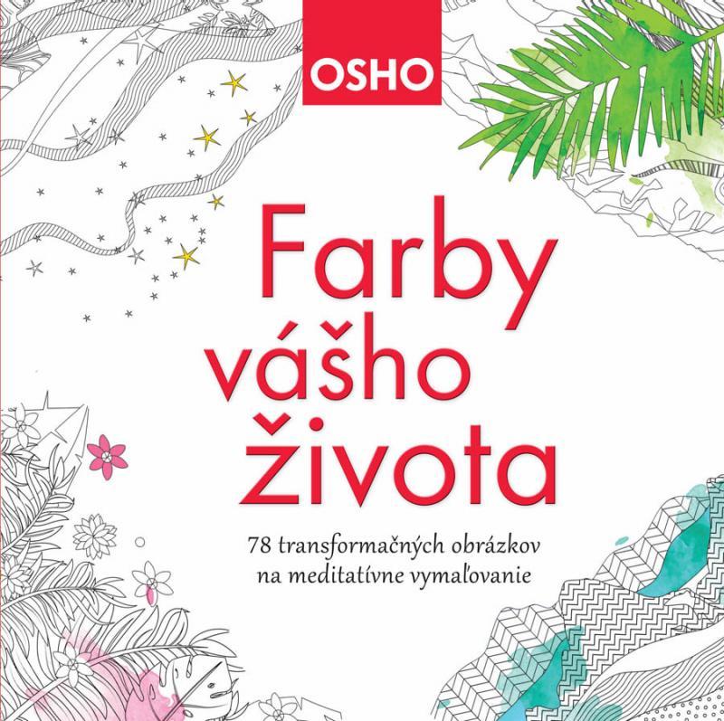Kniha: Farby vášho života - Osho