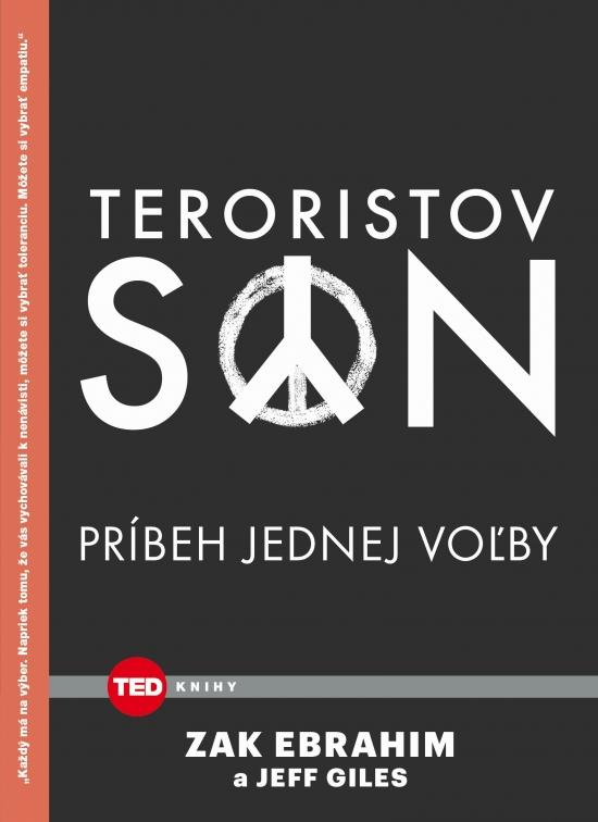 Kniha: Teroristov syn - Ebrahim Zak