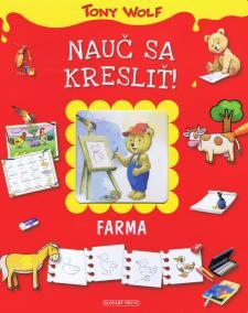 Nauč sa kresliť - Farma