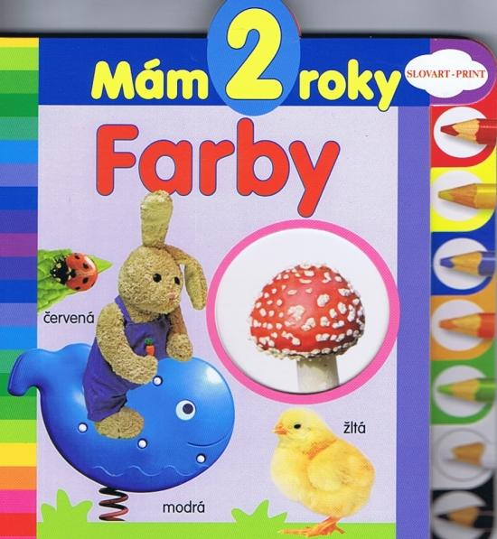 Mám 2 roky - Farby